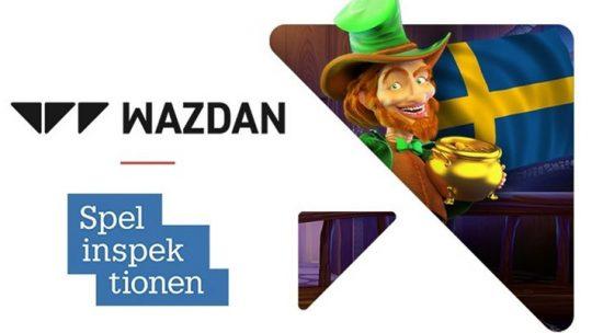 Wazdan ได้รับการรับรองในสวีเดนอย่างเต็มที่แล้ว การเข้าถึงของชาวยุโรปขยายตัว